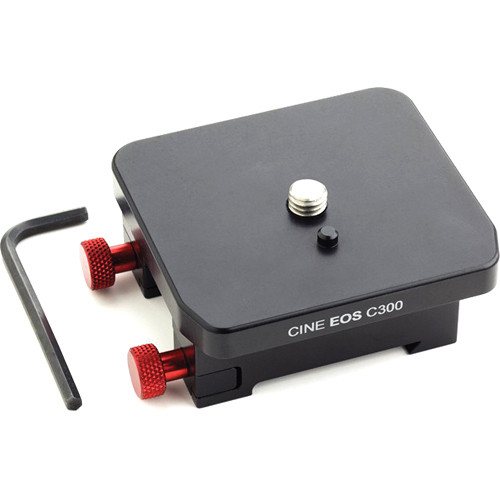 iDC Photo Video SYSTEM ONE Camera Plate for Canon C100/C300/C500
