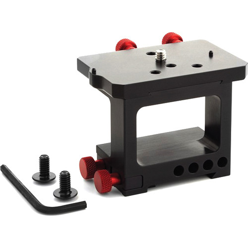 iDC Photo Video SYSTEM ZERO Camera Plate with Adapter for Canon EOS 5D Mark II