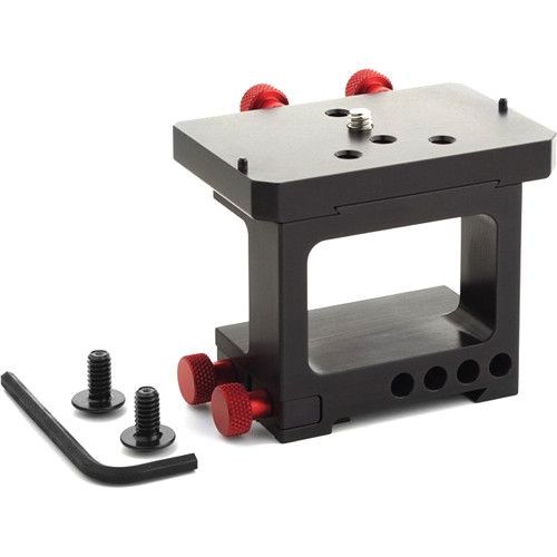 iDC Photo Video SYSTEM ZERO Camera Plate with Adapter for Canon EOS 7D