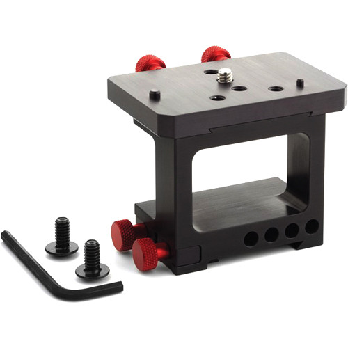 iDC Photo Video SYSTEM ZERO Camera Plate with Adapter for Nikon D7000 (Outgoing)