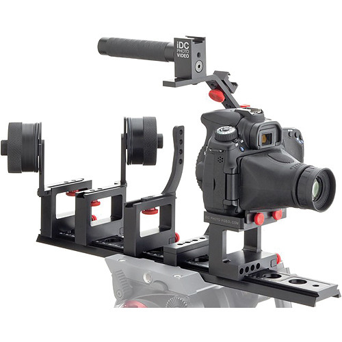 iDC Photo Video SYSTEM ONE FF/VF Master Kit for Canon 5D Mark II (No Grip)