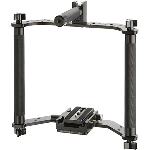iDC Photo Video U-Boat Quick Release Video Cage (Tall)