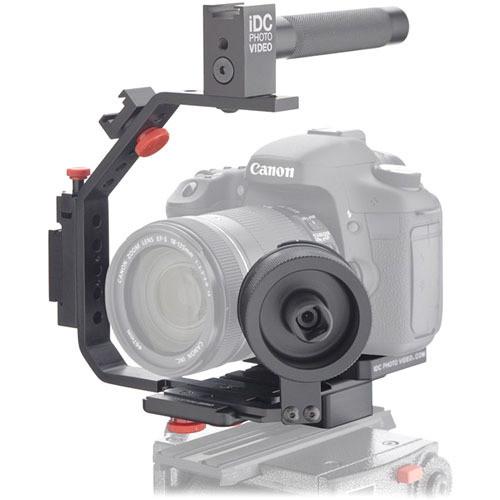 iDC Photo Video SYSTEM ZERO Follow-Focus Standard Combo for Canon 60D