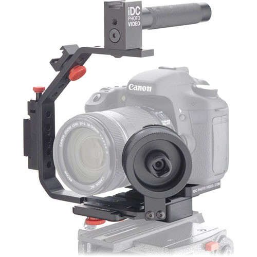 iDC Photo Video SYSTEM ZERO Follow-Focus Standard Combo for Canon T3i
