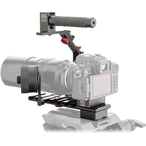 iDC Photo Video SYSTEM ZERO Follow-Focus XL1 Combo for Panasonic GH2