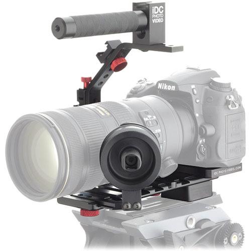 iDC Photo Video SYSTEM ZERO Follow-Focus XL1 Combo for Nikon D7000