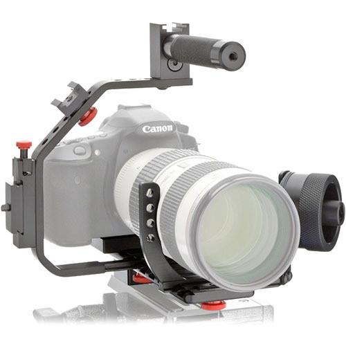 iDC Photo Video SYSTEM ZERO Follow-Focus XL1 Combo for Canon T2i