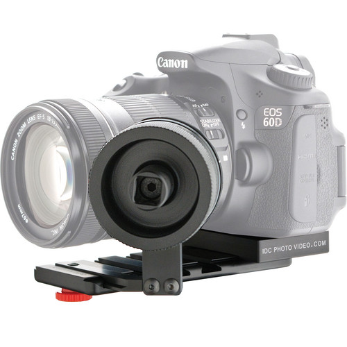 iDC Photo Video SYSTEM ZERO Standard Gearless Follow Focus for Canon 60D