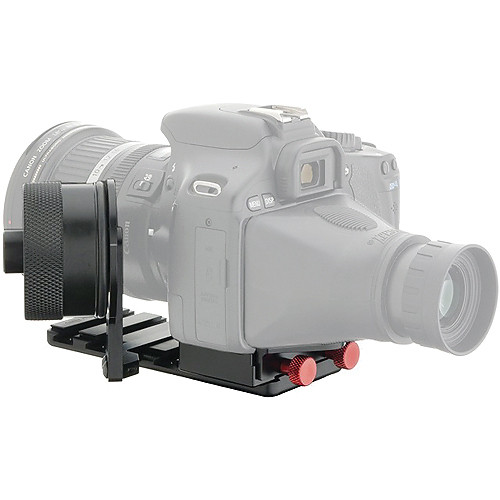 iDC Photo Video SYSTEM ZERO Follow-Focus Standard With Camera Plate For Canon T2i