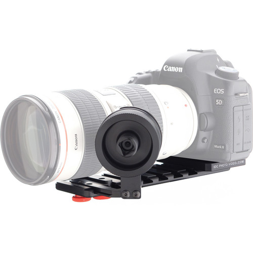 iDC Photo Video SYSTEM ZERO XL1 Follow-Focus for Canon 5D MkII