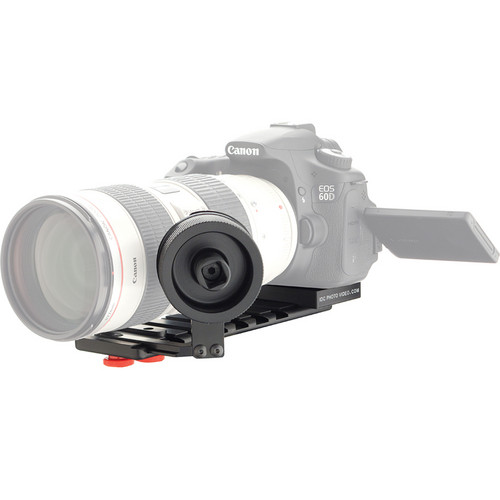 iDC Photo Video SYSTEM ZERO XL1 Follow-Focus for Canon 60D
