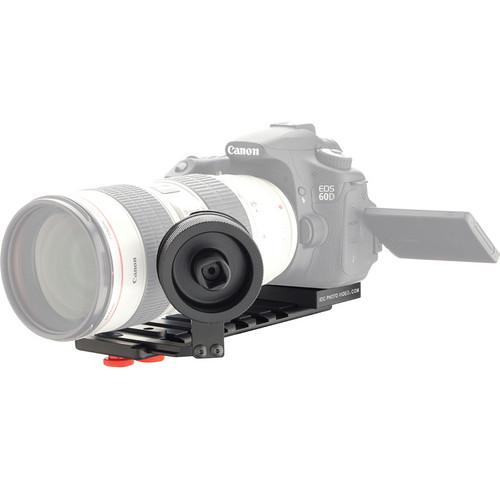 iDC Photo Video SYSTEM ZERO XL1 Follow-Focus for Canon 60D