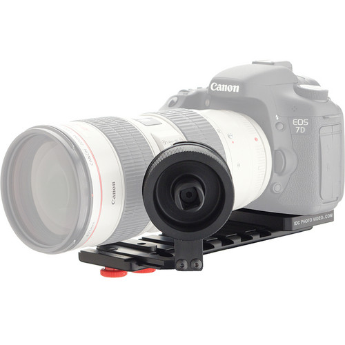 iDC Photo Video SYSTEM ZERO XL1 Follow-Focus for Canon 7D