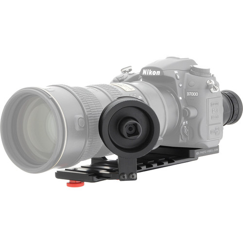 iDC Photo Video SYSTEM ZERO XL1 Follow-Focus with Viewfinder (for Nikon D7000)