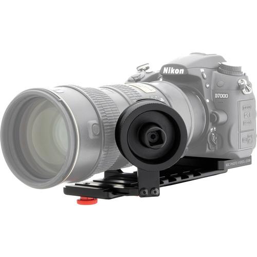 iDC Photo Video SYSTEM ZERO XL1 Follow-Focus for Nikon D7000