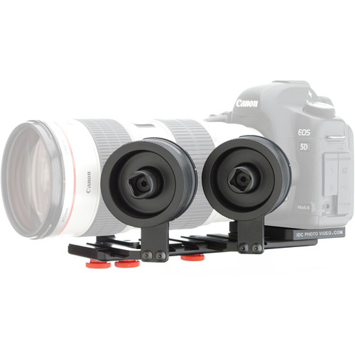 iDC Photo Video SYSTEM ZERO XL2 Follow Focus for Canon 5D MkII