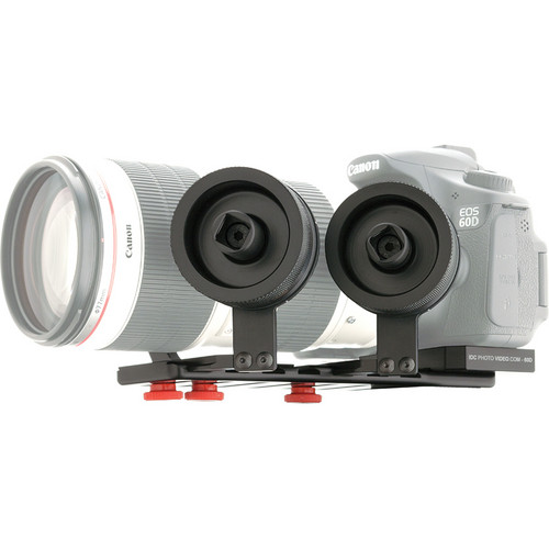 iDC Photo Video SYSTEM ZERO XL2 Follow Focus for Canon 60D