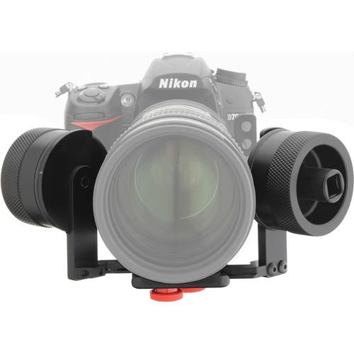 iDC Photo Video SYSTEM ZERO XL2 Follow-Focus for Nikon D7000