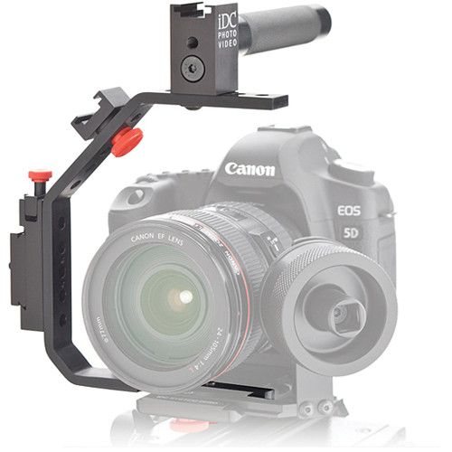 iDC Photo Video System Zero Accessory Mounting Bracket - Kit B