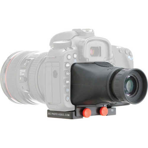 iDC Photo Video System Zero Viewfinder for the Canon EOS 7D