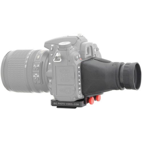 iDC Photo Video SYSTEM ZERO Viewfinder DSLR Kit for Nikon D7000