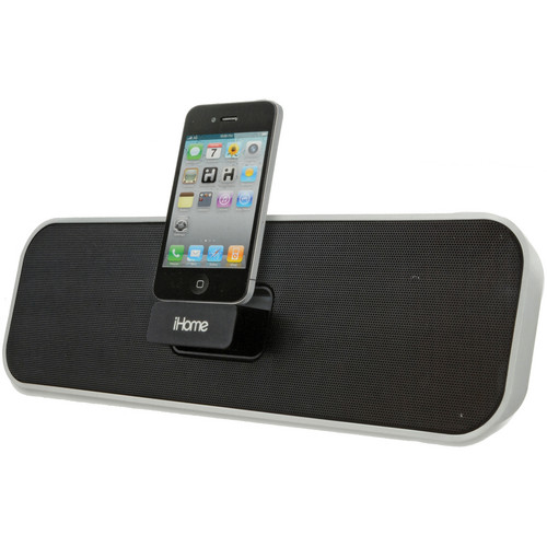 iHome Portable Stereo System for iPad/iPhone/iPod