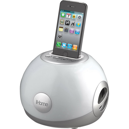 iHome iP15 LED Color Changing Stereo System