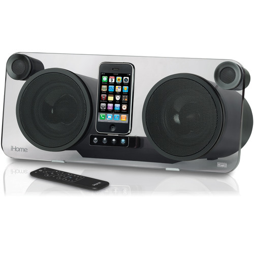 iHome iP1 Studio Series Home Audio System
