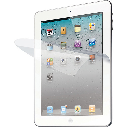 iLuv Glare-Free Protective Film Kit for new iPad