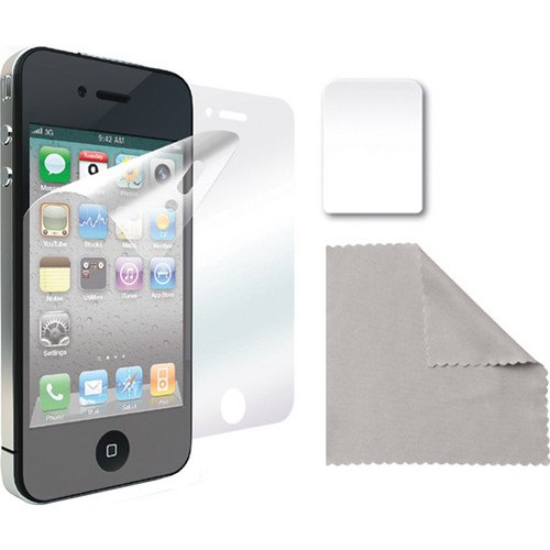 iLuv Glare-Free Screen Protector for iPhone 4 CDMA (2-Pack)