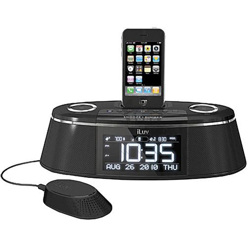 iLuv iMM178 Dual Alarm Clock