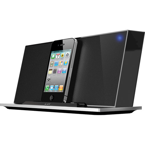 iLuv iMM288 Stereo Speaker Dock for iPhone and iPod