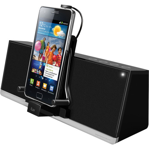 iLuv iMM375 MobiDock Stereo Speaker Dock