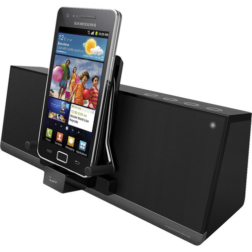 iLuv iMM377 MobiAir Stereo Speaker Dock for Smartphones
