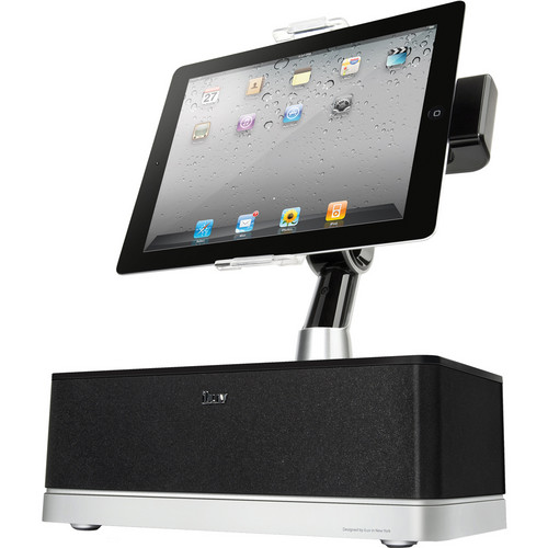 iLuv ArtStation Pro Stereo Speaker Dock for iPad, iPhone and iPod (Black)