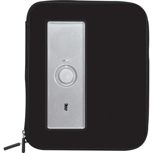 iLuv iSP210 MusicPac Portable Stereo Speaker Case for iPad (Black)