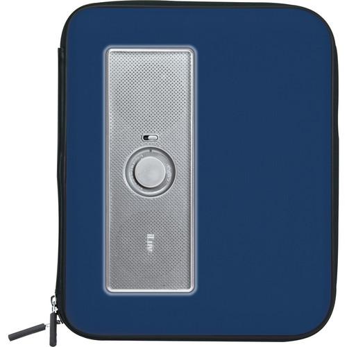 iLuv iSP210 MusicPac Portable Stereo Speaker Case for iPad (Blue)