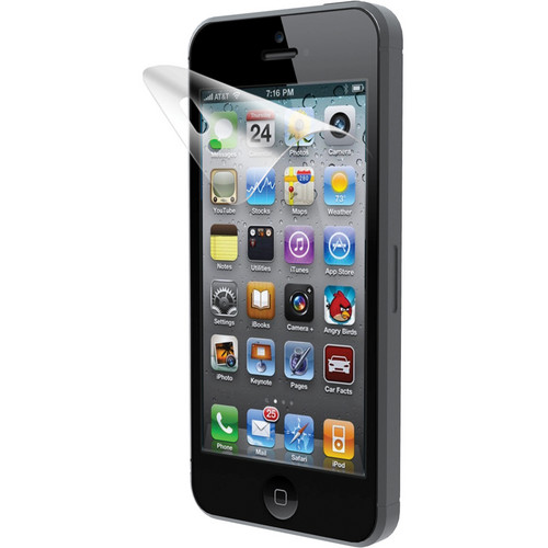 iLuv Clear Protective Film Kit for iPhone 5