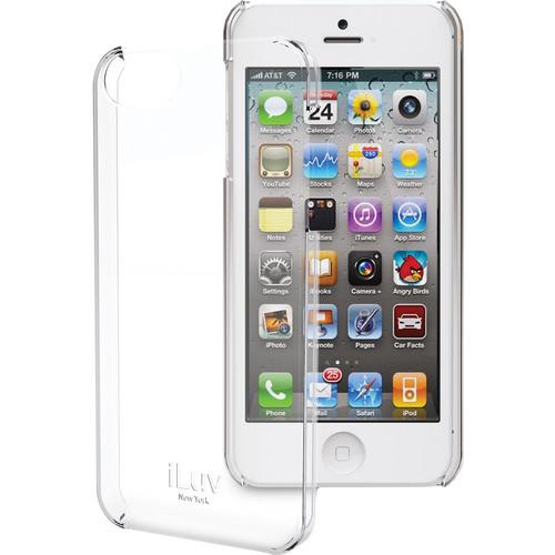 iLuv Gossamer Clear Hardshell Case For iPhone 5
