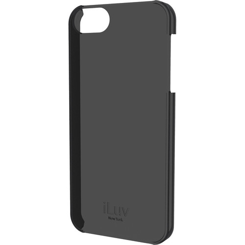 iLuv Overlay Case for iPhone 5/5s (Black)