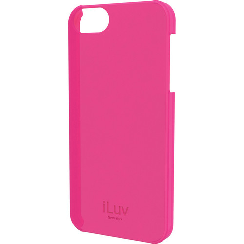iLuv Overlay Case for iPhone 5/5s (Pink)