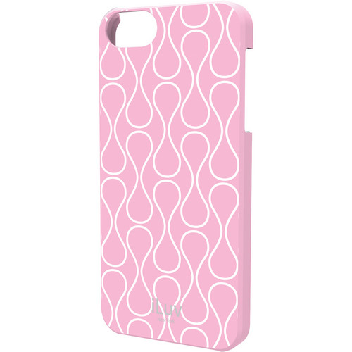 iLuv Festival Hardshell Case for iPhone 5/5s/SE (Pink)