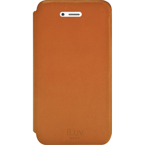 iLuv Pocket Agent Case for iPhone 5 (Tan)