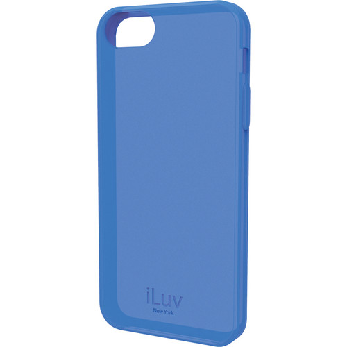 iLuv Gelato Case for iPhone 5 (Blue)