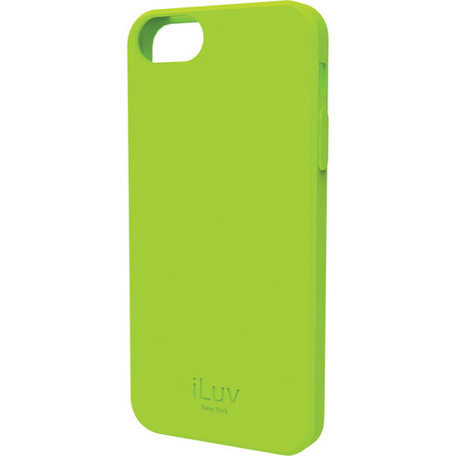 iLuv Gelato Case for iPhone 5 (Green)