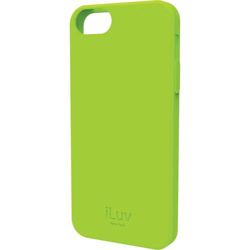 iLuv Gelato Case for iPhone 5 (Green)