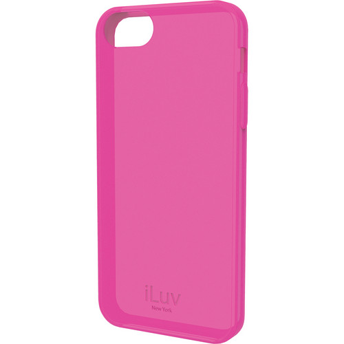 iLuv Gelato Case for iPhone 5 (Pink)