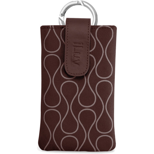 iLuv Parasol Smart Coverup for iPhone 5 (Brown)