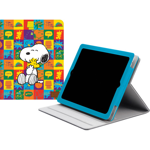 iLuv Snoopy Folio Case for new iPad (Red)