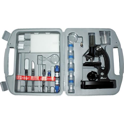 iOptron 84-Piece Microscope Kit